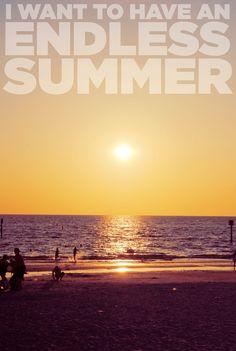 #endlesssummer