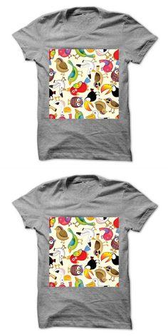 Angry Birds T Shirt Singapore Funny Birds Pattern #3 #little #birds #t #shirt #angry #birds #t #shirt #walmart #miami #birds #jersey #t-shirt #yves #saint #laurent #birds #t #shirt