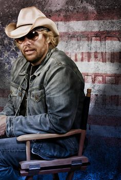 Toby Keith by Don Olea [©2014]