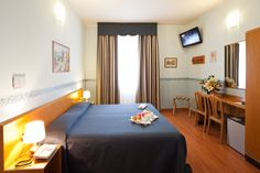 A double room in Pisa at the Terminus & Plaza is the ideal means to treat yourself a cultural vacation in one of the most fascinating sites in Italy also rich in history.