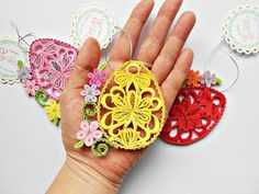 Quilling by Ada Arte Quilling, Quilling Work, Origami And Quilling, Quilling Craft, Quilling Flowers, Quilling Patterns, Quilling Designs, Quilling Instructions, Paper Quilling Tutorial