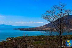 Isla del Tigre en Amapala, al sur del país
