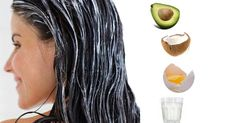 How To Make Egg Mask To Treat Hair Loss