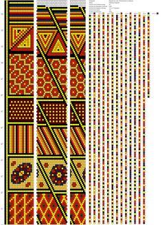 Handmade by Nataniel - бисерные жгуты