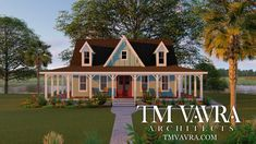 The Rosemary Place is a charming farmhouse design that fits all of your needs in under sq ft. This home plan design features a spacious wrap-around porch and a back deck for enjoying the outdoors. The private first floor master suite includes a walk-