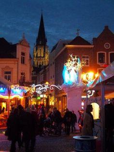 Bezoek vanaf 9 december 'Winterdroom Sittard' en laat je verrassen door de gezellige ambiance in deze historische stad.