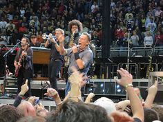 Bruce Springsteen and the E Street Band, Consol Energy Center, Pittsburgh, PA, 10-27-12: http://www.jukeboxgraduate.com/2012/10/bruce-springsteen-and-the-e-street-band-consol-energy-center-pittsburgh-pa-10-27-12/
