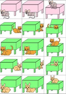 coffres prepositions