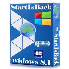 StartIsBack Menú Inicio De Windows 8 Y Windows 8.1 Preactivado ~ TuSostPC