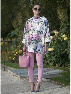 Paris Fashion Week Street Style S/S 2012: Day 5