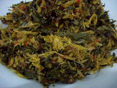 Masakan khas NTT hampir sama dengan tumis bunga pepaya. Apa yang membedakan? Yuk kita simak bahan resep dan cara membuatnya... :)