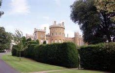 Belvoir Castle - Leicestershire England