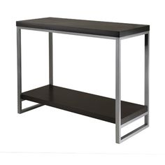 $79 parlor Winsome Jared Console Table in Black