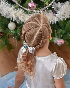 Hairstyles For School, Cute Hairstyles, Braided Hairstyles, Barbie Makeup, Hair Art, Braid Styles, Ponytail, Natural Hair Styles, Braids