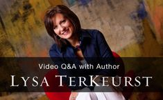 Video Q with Made to Crave Author Lysa TerKeurst. Replace rationalization that leads to diet failure with wisdom that leads to victory!