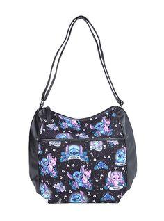 Loungefly Disney Lilo & Stitch Tattoo Bag,