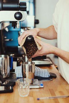 Craft Coffee, London (Sclater Street)