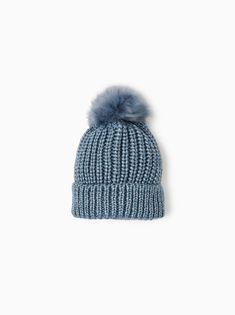 1c74806f25d Navy colour block embroidered beanie hat - Hats   Caps - Accessories ...