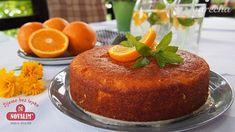 Sicílska pomarančová torta bez lepku - recept | Varecha.sk Gluten Free, Pudding, Desserts, Glutenfree, Tailgate Desserts, Deserts, Custard Pudding, Sin Gluten, Puddings
