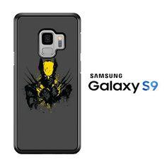 Film Wolverine Samsung Galaxy S9 Case Samsung Galaxy Phones, Wolverine, Film, Movie, Film Stock, Cinema, Films