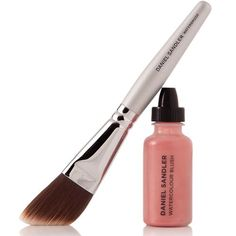 Watercolour Fluid Blusher in CHARM with Waterbrush. The best liquid blush, according to The Cut