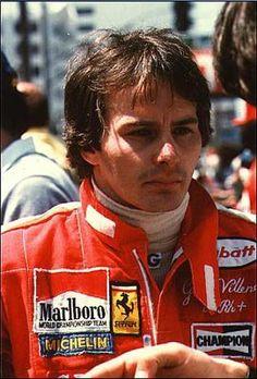 Gilles Villeneuve Gilles Villeneuve, Interesting History, Formula 1, Ferrari, Public, F1, Teaching, Education, Sports
