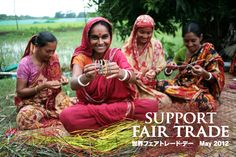 Support Fair Trade Every Day!