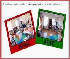 Declutter fast how to get your home in order almost immediately declutter fast how to get your home in order almost immediately household tips tricks pinterest declutter organizations and organizing sciox Images