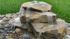 Natural Water Fountains