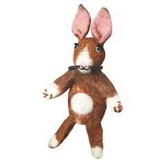 Woolie Finger Puppet - Rabbit - Wild Woolies (T)
