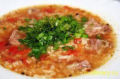 Суп харчо фото, в мультиварке
