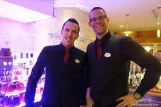 Unsere Mitarbeiter an der Hotelbar!  #hotelbrigitte #ischgl #austria #hotelbar  www.hotel-brigitte-ischgl.at