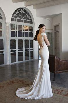¡Vestidos de novia muy sexys 2016! las mejores firmas israelíes te inspiran Image: 10