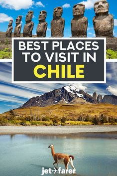 a trip to Chile? Here's a perfect list of the best places to visit in Chile, from the . Planning a trip to Chile? Here's a perfect list of the best places to visit in Chile, from the desert to the mountaintops! Cool Places To Visit, Places To Travel, Travel Destinations, Places To Go, Holiday Destinations, South America Destinations, South America Travel, Backpacking South America, Backpacking Europe