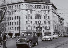 Seoul: Hwashin Department Store on Chong-ro, 1965