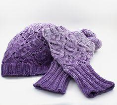 Ravelry: Buddleia pattern by Brenda Vanlerberghe