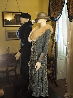 Journey into the stylish world of Miss Fisher at the exhibit at Old Government House