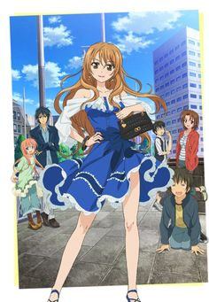 Yui Horie canta la theme song di Golden Time #anime #emultiverse via @E-Multiverse http://ow.ly/oIVRT