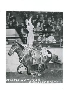 Myrtle Compton  From the Wyoming State Archives.  Copy and Reuse Restrictions Apply