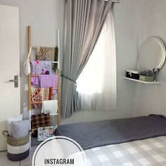 Selamat hari senin Curtains, Photo And Video, Vr, Instagram, Home Decor, Insulated Curtains, Homemade Home Decor, Blinds, Draping