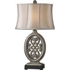 """Cheap Discount Barela 30.5"""" H Table Lamp with Oval Shade Deals best price"""