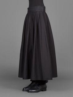 Yohji Yamamoto Skirts 2 in 2020 Dark Fashion, Urban Fashion, Fashion Looks, Womens Fashion, Fashion Tips, Fashion Design, Fashion Art, Yohji Yamamoto, Moda Chic