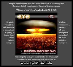 Melbourne Alternative Music Bands  Groups Projects Artists Musicians...   EYE =  an underground group making Australian Alternative Music ....