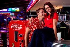 Home And Away, Coca Cola