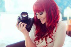 Jenna Rütter - Portrait der Fotografin