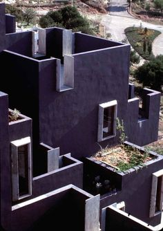 Kafka Castle / Ricardo Bofill Location: Sant Pere de Ribes, Barcelona, Spain Year: 1968