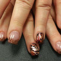 186 Mejores Imágenes De Animal Print Nails Animal Patterns Animal