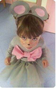 Une petite souris pour le carnaval - Madame ki...