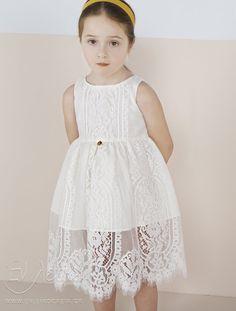 Βαπτιστικά για Κορίτσια DREAMWISH - Εν Λευκώ   Ηράκλειο Κρήτης Girls Dresses, Flower Girl Dresses, Wedding Dresses, Collection, Fashion, Dresses Of Girls, Bride Dresses, Moda, Dresses For Girls