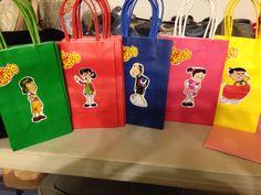 El Chavo party bags